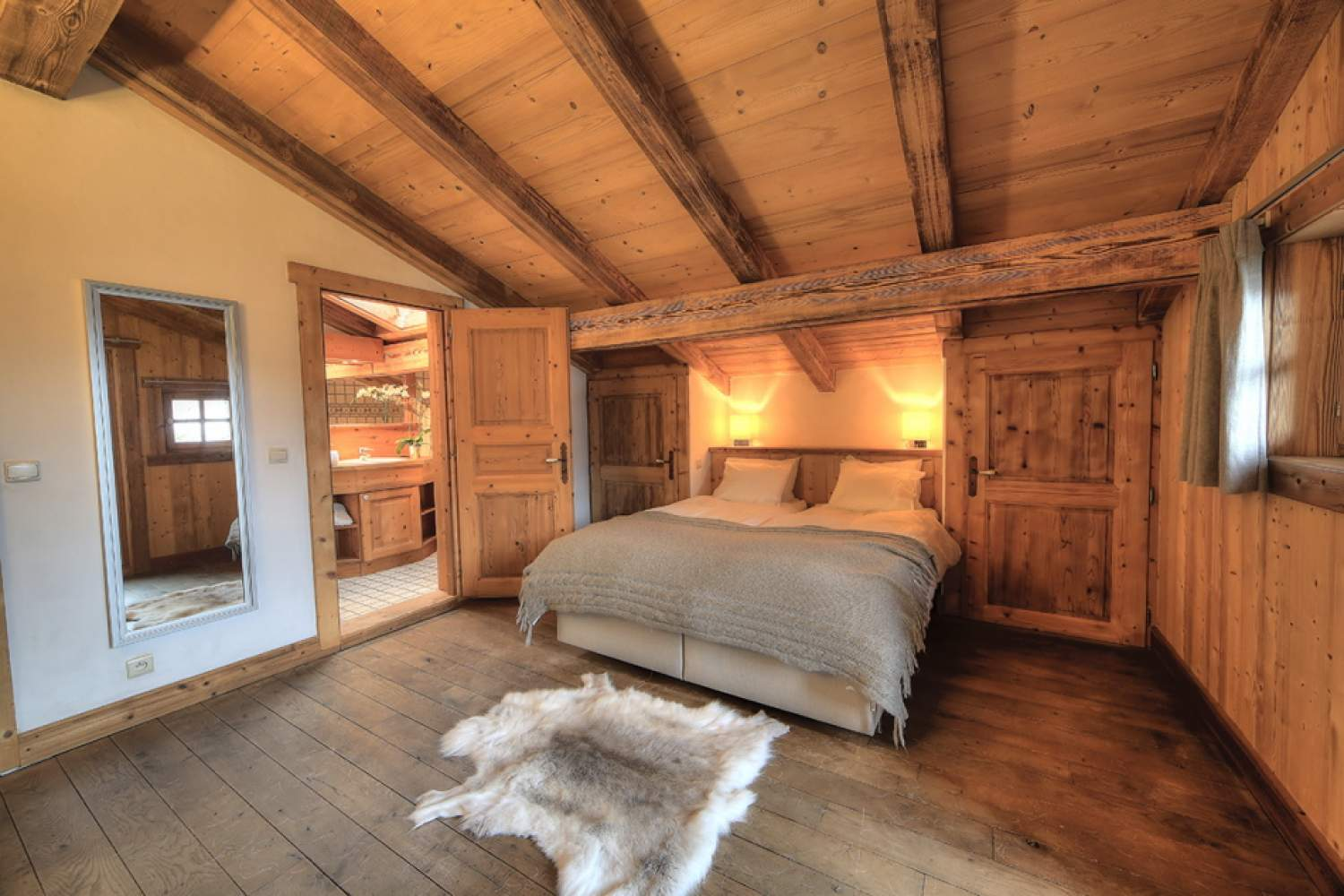 MEGEVE  - Private chalet 6 Bedrooms - picture 5